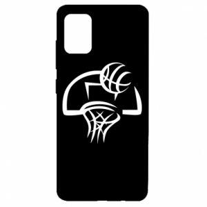 Samsung A51 Case Basketball