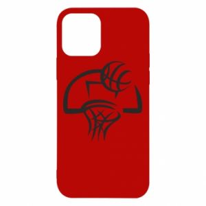 iPhone 12/12 Pro Case Basketball
