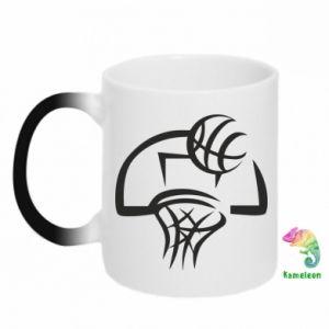 Kubek-kameleon Basketball