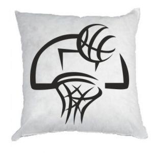 Poduszka Basketball