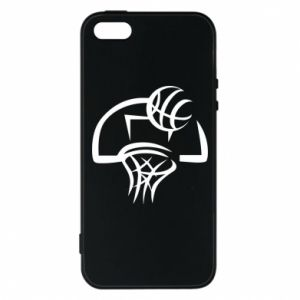Etui na iPhone 5/5S/SE Basketball