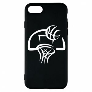 Etui na iPhone 7 Basketball