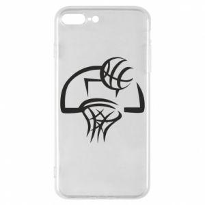 Etui na iPhone 8 Plus Basketball