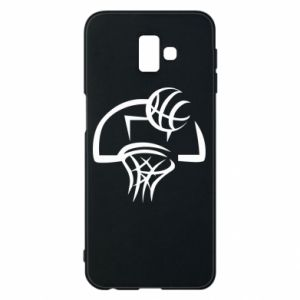 Etui na Samsung J6 Plus 2018 Basketball