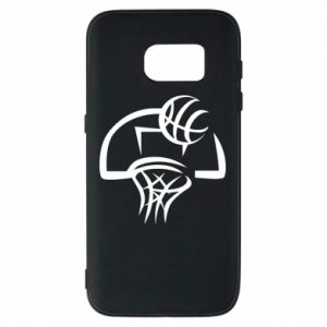 Etui na Samsung S7 Basketball