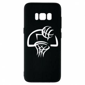Etui na Samsung S8 Basketball