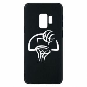 Etui na Samsung S9 Basketball