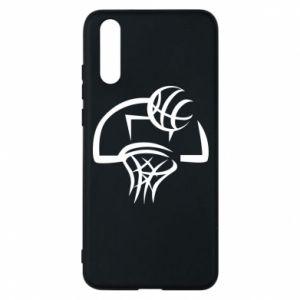 Etui na Huawei P20 Basketball