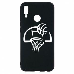 Etui na Huawei P20 Lite Basketball