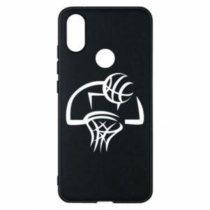 Etui na Xiaomi Mi A2 Basketball