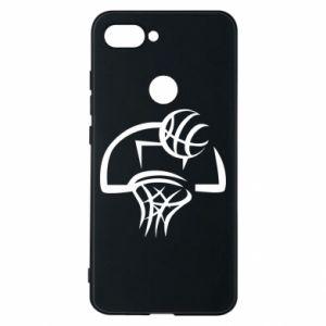 Etui na Xiaomi Mi8 Lite Basketball