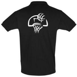 Koszulka Polo Basketball