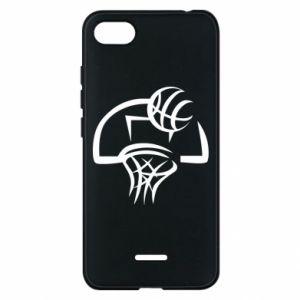 Etui na Xiaomi Redmi 6A Basketball