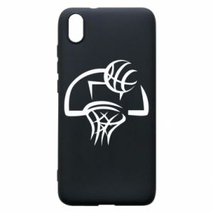 Etui na Xiaomi Redmi 7A Basketball