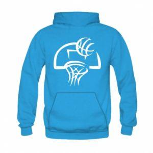 Kid's hoodie Basketball