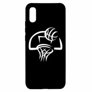 Xiaomi Redmi 9a Case Basketball