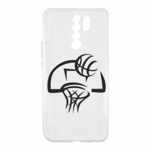 Xiaomi Redmi 9 Case Basketball