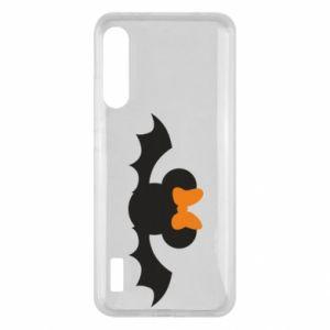 Etui na Xiaomi Mi A3 Bat with orange bow
