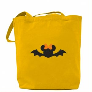 Torba Bat with orange bow