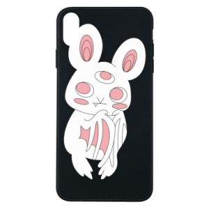 Etui na iPhone Xs Max Bat with three eyes