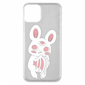 Etui na iPhone 11 Bat with three eyes