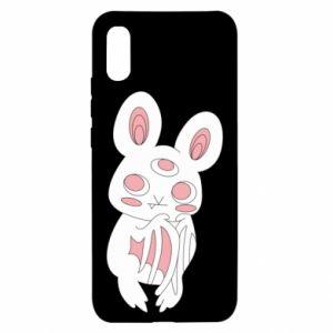 Etui na Xiaomi Redmi 9a Bat with three eyes