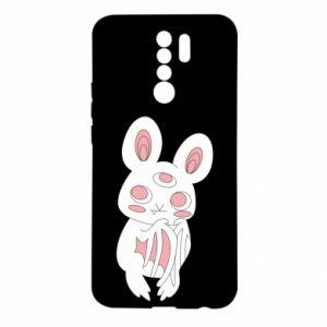 Etui na Xiaomi Redmi 9 Bat with three eyes