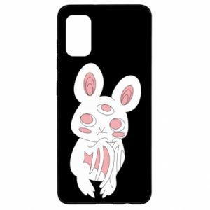 Etui na Samsung A41 Bat with three eyes