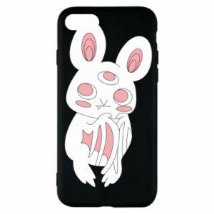 Etui na iPhone SE 2020 Bat with three eyes