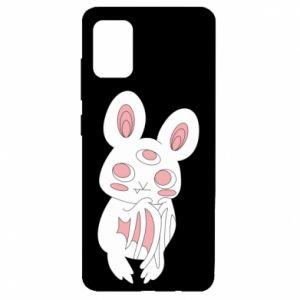 Etui na Samsung A51 Bat with three eyes