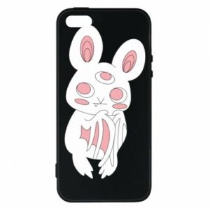 Etui na iPhone 5/5S/SE Bat with three eyes