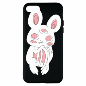 Etui na iPhone 7 Bat with three eyes