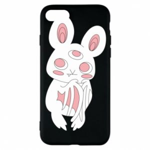 Etui na iPhone 8 Bat with three eyes