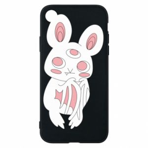 Etui na iPhone XR Bat with three eyes