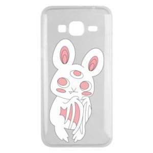 Etui na Samsung J3 2016 Bat with three eyes