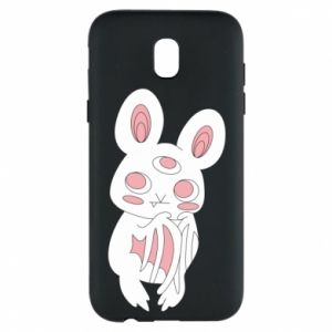 Etui na Samsung J5 2017 Bat with three eyes