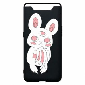 Etui na Samsung A80 Bat with three eyes