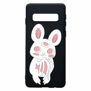 Etui na Samsung S10 Bat with three eyes