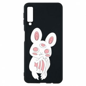 Etui na Samsung A7 2018 Bat with three eyes