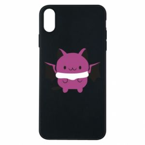 Phone case for iPhone Xs Max Batсat - PrintSalon