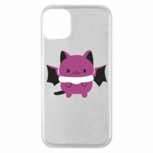 Phone case for iPhone 11 Pro Batсat - PrintSalon