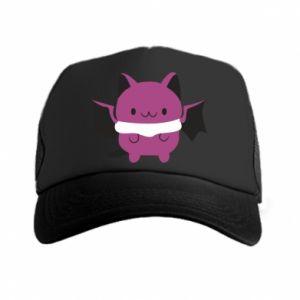 Trucker hat Batсat - PrintSalon