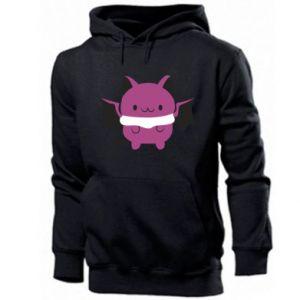 Men's hoodie Batсat - PrintSalon