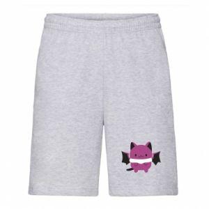 Men's shorts Batсat - PrintSalon