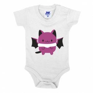 Baby bodysuit Batсat - PrintSalon