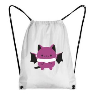 Backpack-bag Batсat - PrintSalon