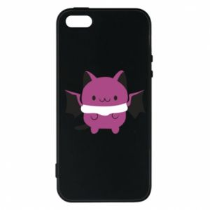 Phone case for iPhone 5/5S/SE Batсat - PrintSalon