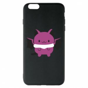 Phone case for iPhone 6 Plus/6S Plus Batсat - PrintSalon