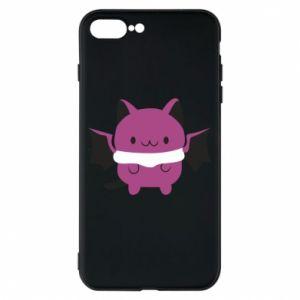 Phone case for iPhone 8 Plus Batсat - PrintSalon