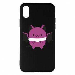 Phone case for iPhone X/Xs Batсat - PrintSalon